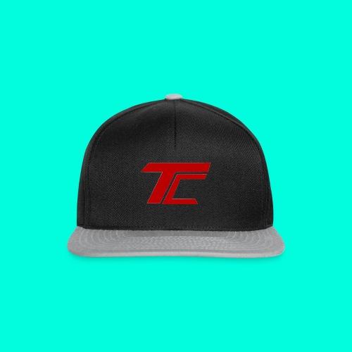 Red TC Logo - Snapbackkeps
