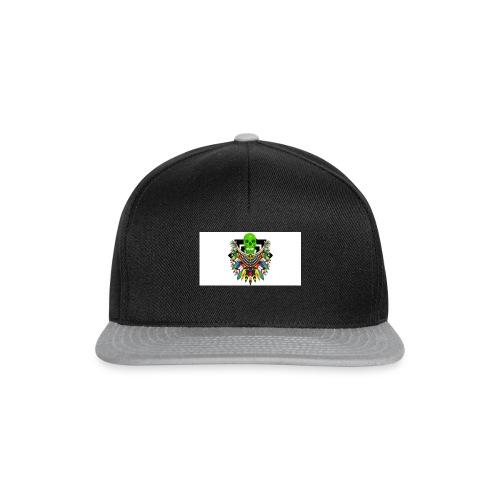 Colorfull skull - Snapback Cap