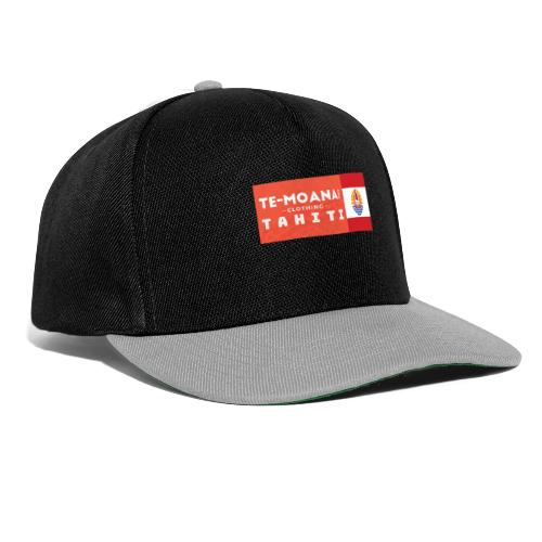 Te Moana Tahiti. Spirit of Sea, Land, Sky - Snapback Cap