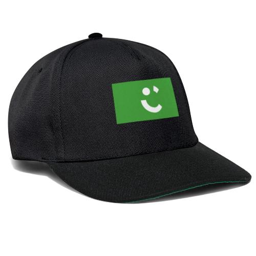 careem white wink - Snapback Cap
