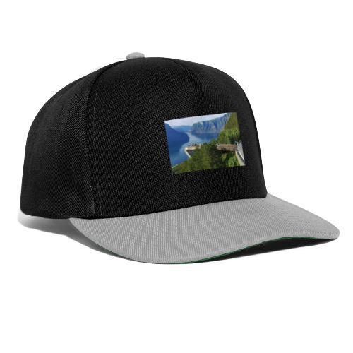 flåm - Snapback-caps