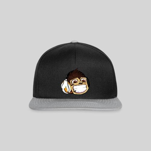 Logoschräg - Snapback Cap