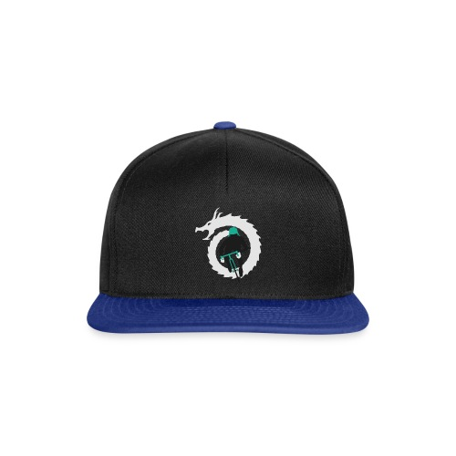 Shirt Green and White png - Snapback Cap