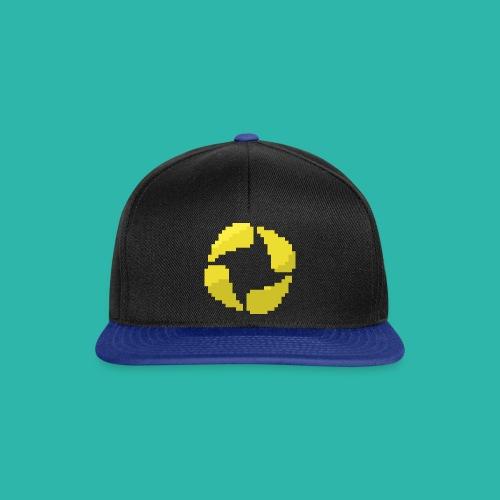 gold logo png - Snapback Cap