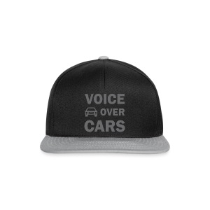 Voice over Cars - Snapback Cap