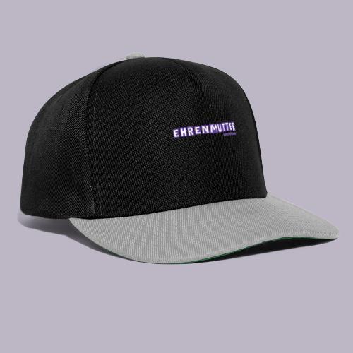 EhrenMutter - Snapback Cap