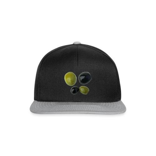 olives PNG14318 - Snapback Cap