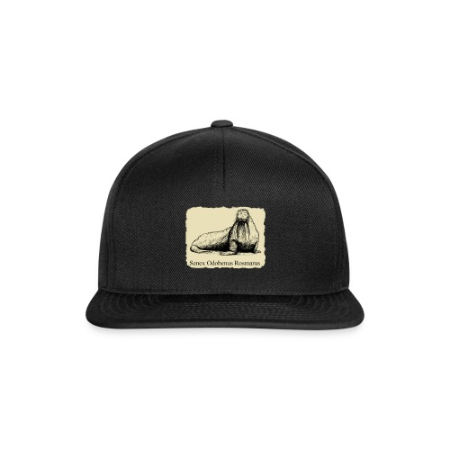 The Old Walrus - Snapback Cap