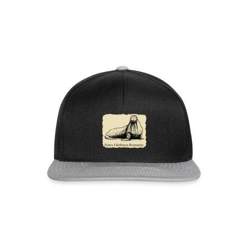 The Old Walrus - Snapback Cap