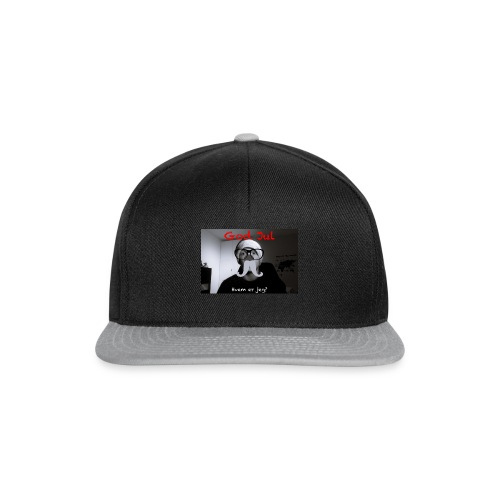 Julekalender - Snapback-caps