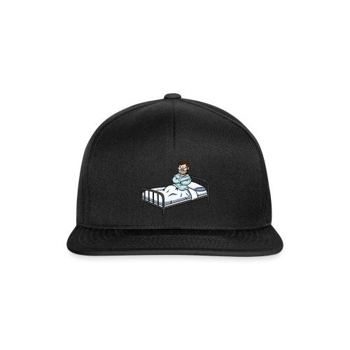 Cure my Clickbait Mascot - Snapback Cap
