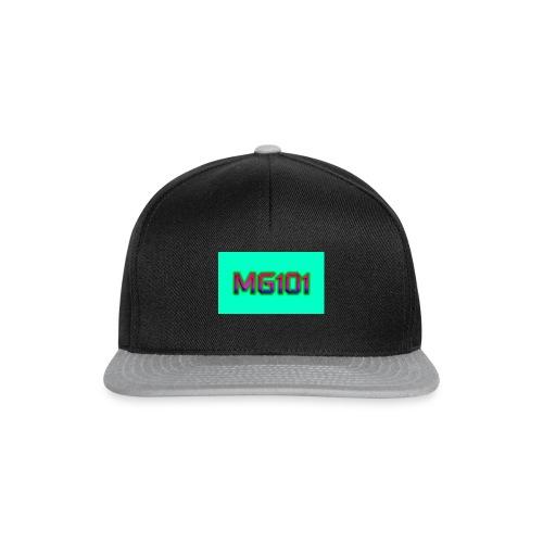 MG101 Designs - Snapback Cap