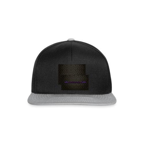 Gothmother grufti button - Snapback Cap