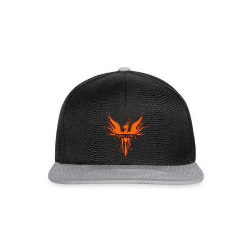 Phoenix Mascot 3Farben - Snapback Cap