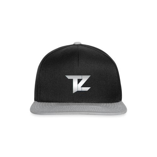 TZ LOGO Gradient png - Snapback Cap
