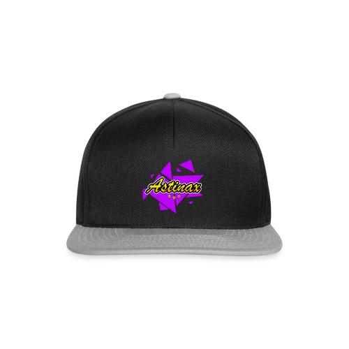merch logo 1 png - Snapback Cap