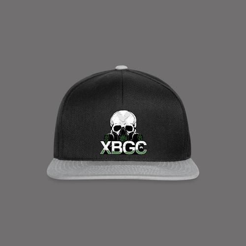 XBGC NEW LOGO changed png - Snapback Cap