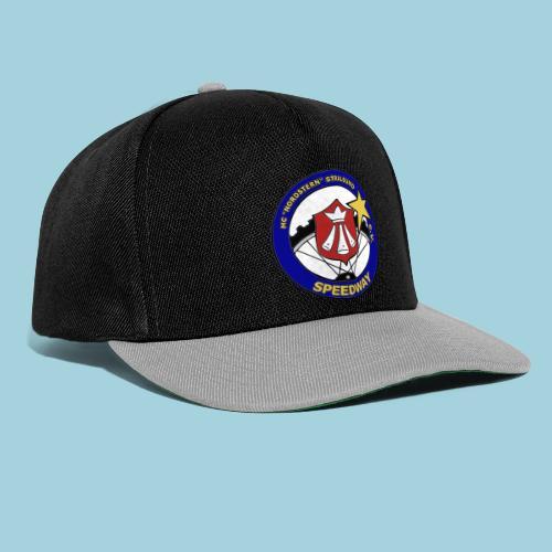 MCN Logo - Snapback Cap