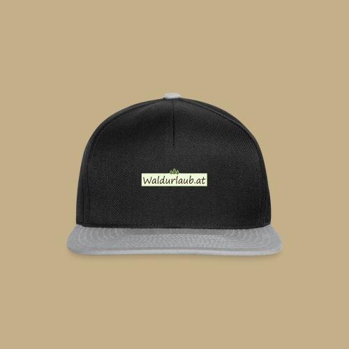 Waldurlaub - Snapback Cap