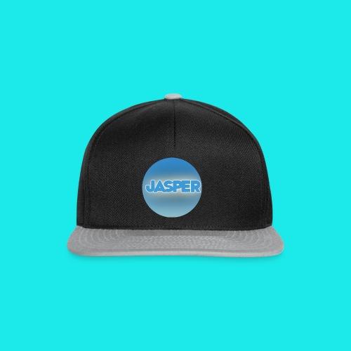 Logo Jaspe rondr png - Snapback cap