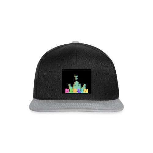Berlin - Snapback Cap