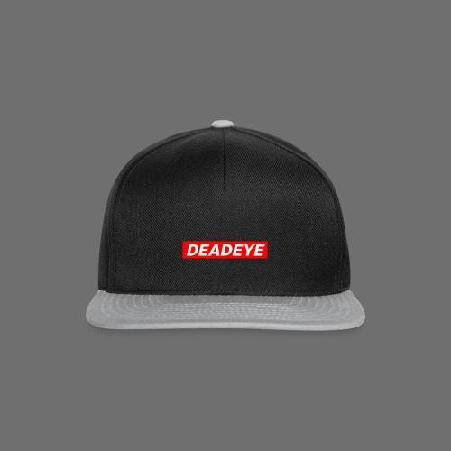 DeadEYE BOXLOGO - Snapback-caps