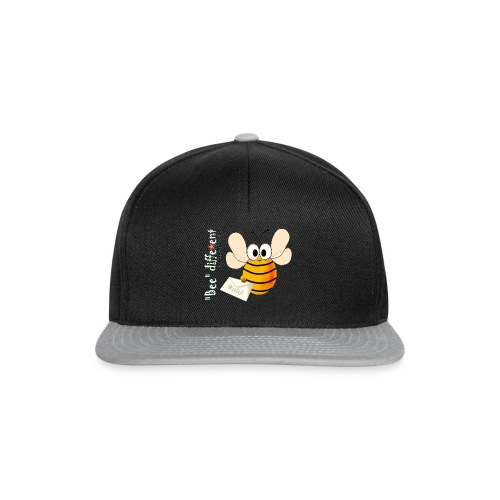 BEE DIFFERENT3 - Casquette snapback