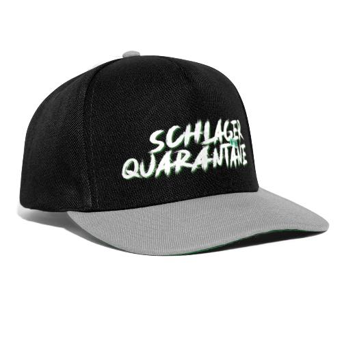 MF - SchlagerQuarantäne T-Shirt - Snapback Cap