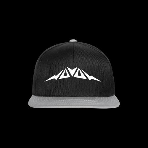 logo weiß png - Snapback Cap
