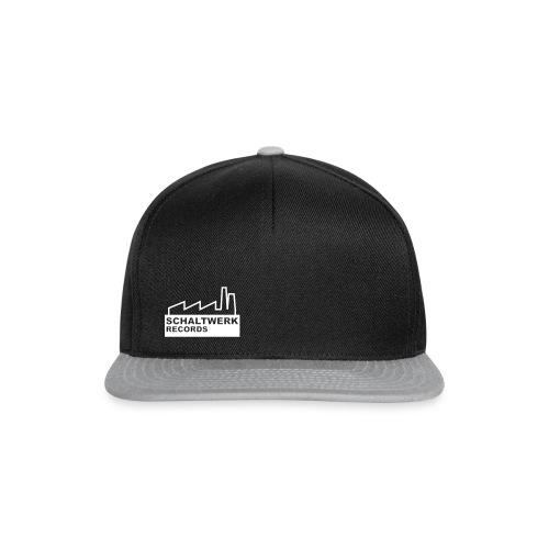 schaltwerk logo orginal - Snapback Cap