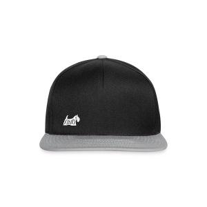 Founded in Scotland alternative logo - Snapback Cap