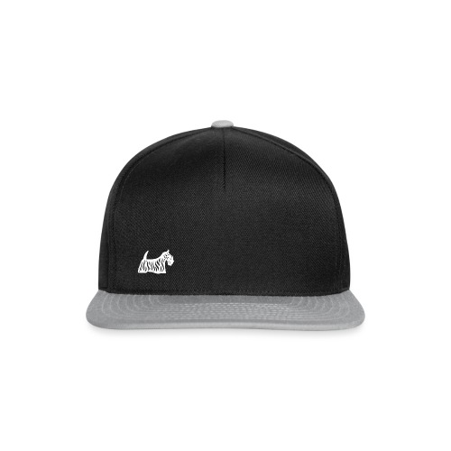 Founded in Scotland alternative logo - Snapback Cap