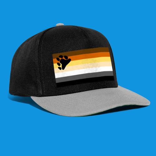 Bear Flag tank - Snapback Cap