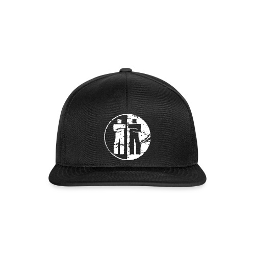 2 Brothers on the 4th floor White - Snapback Cap