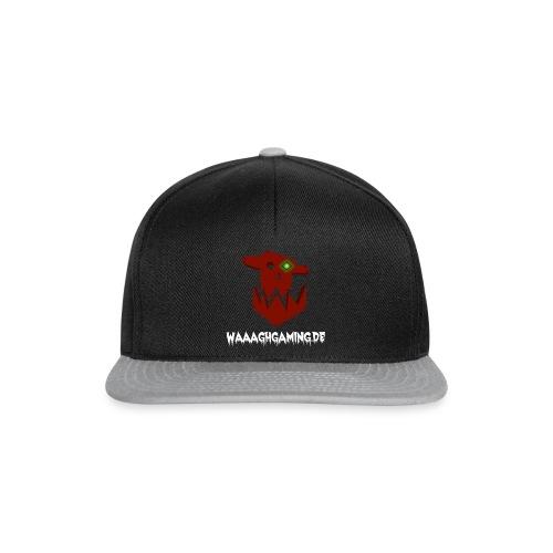 waaaghgaming_url_weiss - Snapback Cap