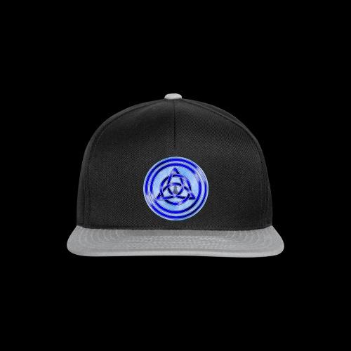 Awen Triqueta Circle - Snapback Cap