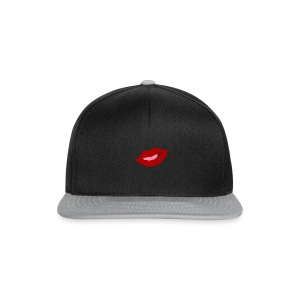 mujer_beso-png - Gorra Snapback