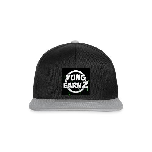 logo3 jpg - Snapback Cap