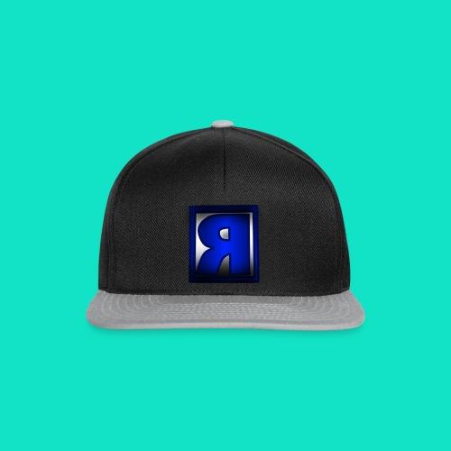 R REKT png - Snapback Cap