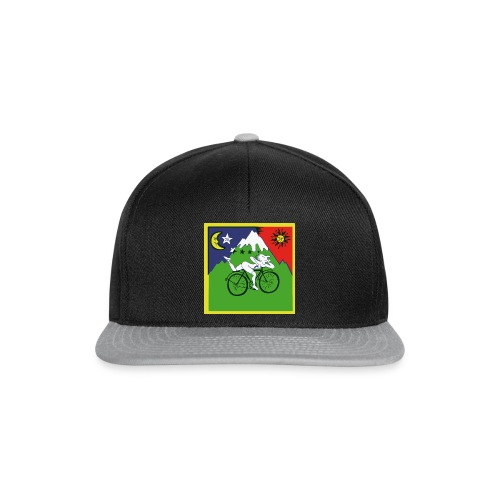 Bicycle Day - Snapback Cap