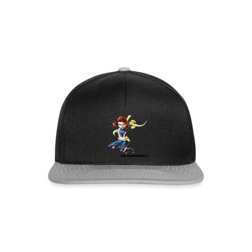 Hydro Girl - Snapback Cap