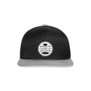 ItsXBlaze Logo 3 Hoodie - Snapback cap