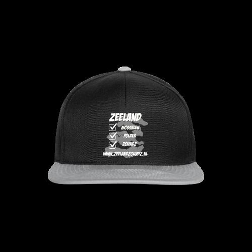 Mosselen - Polder - ZoundZ - Snapback cap