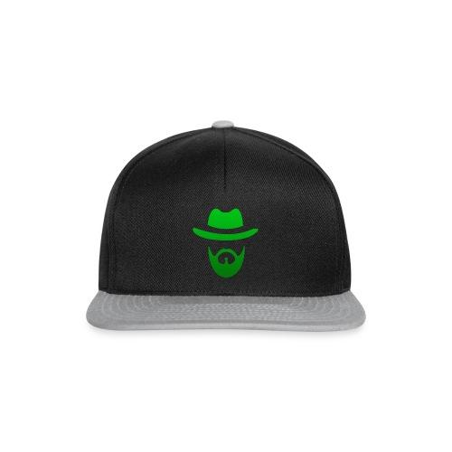 izicron logo vert - Casquette snapback