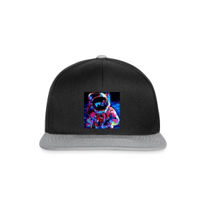 Man on the moon - Casquette snapback