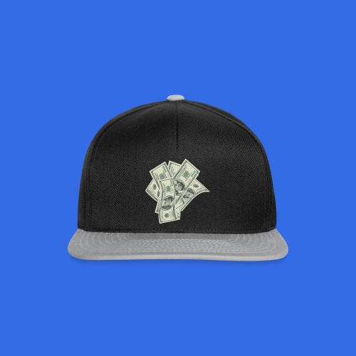 more money - Snapback Cap