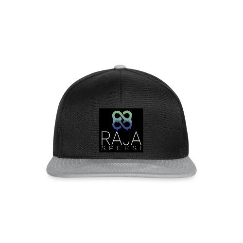 RajaSpeksin logo - Snapback Cap
