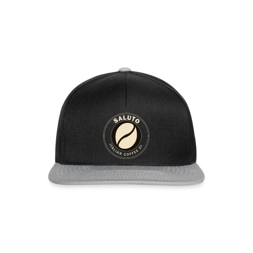 Saluto Coffee Edinburgh - Snapback Cap