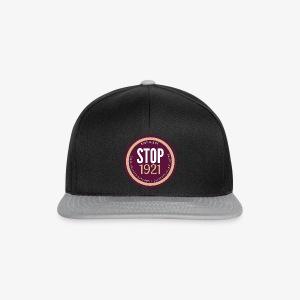 STOP1921 - Casquette snapback