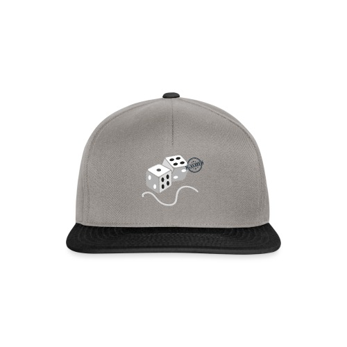 Dice - Symbols of Happiness - Snapback Cap